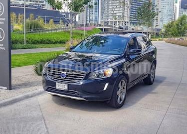 Volvo XC60 2.0L T Kinetic usado (2014) color Negro Zafiro precio $312,000