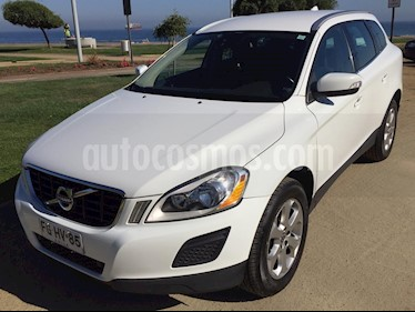 Foto venta Auto usado Volvo XC60 2.0L T5 Comfort (2013) color Blanco precio $11.450.000