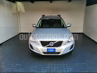 foto Volvo XC60 5p Adition T5A aut 6v piel R16 usado (2013) color Plata precio $216,800