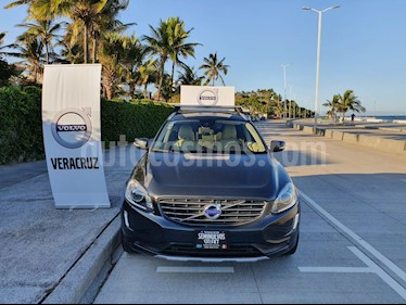 Volvo XC60 T6 Inscription AWD usado (2017) color Gris Oscuro precio $469,900