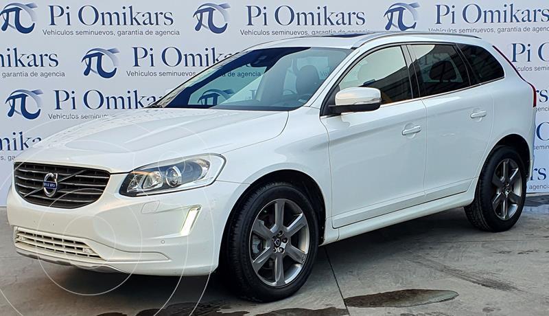 Volvo XC60 T5 Inspiration usado (2015) color Blanco precio $300,000