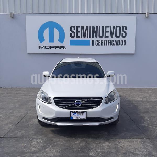 Volvo XC60 T5 Addition Plus usado (2015) color Blanco precio $280,000
