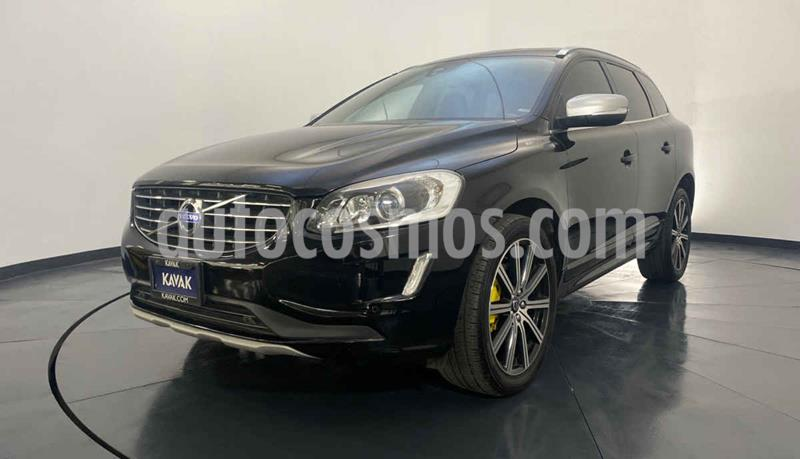 Volvo XC60 T5 Inspiration usado (2016) color Negro precio $377,999