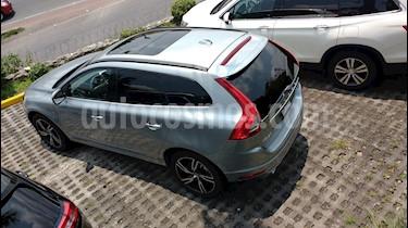 Volvo XC60 T5 Momentum RD usado (2017) color Plata Metalico precio $465,000