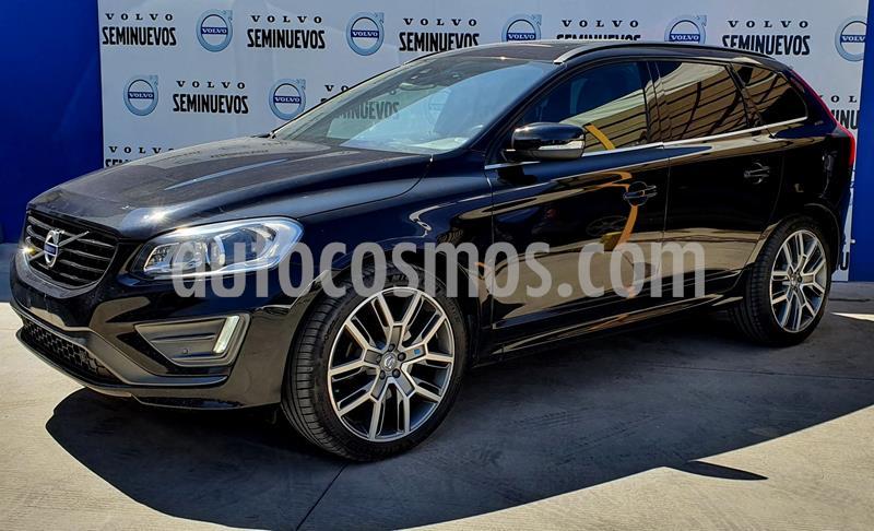 Volvo XC60 T5 R Design AWD usado (2017) color Negro precio $445,000