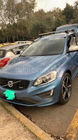 Volvo XC60 T6 R-Design Designers Selection AWD usado (2015) color Azul precio $390,000