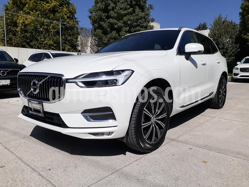 Volvo XC60 T6 Inscription AWD usado (2020) color Blanco Cosmic precio $807,764