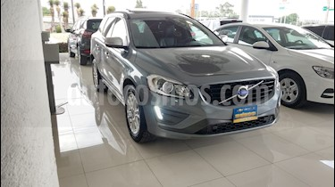 Foto venta Auto usado Volvo XC60 T5 Momentum RD (2016) color Gris Oscuro precio $465,000