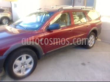 Volvo XC70 2.4 Turbo AWD Aut 5P usado (2005) color Rojo precio $3.500.000