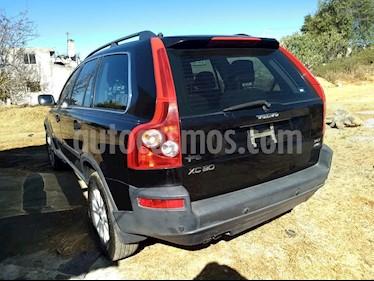 Volvo XC90 2.5L T 7Pas (210Hp) AWD usado (2006) color Negro precio $75,000