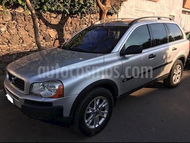 Volvo XC90 2.9L T6 7Pas (272Hp) usado (2004) color Gris Plata  precio $115,000