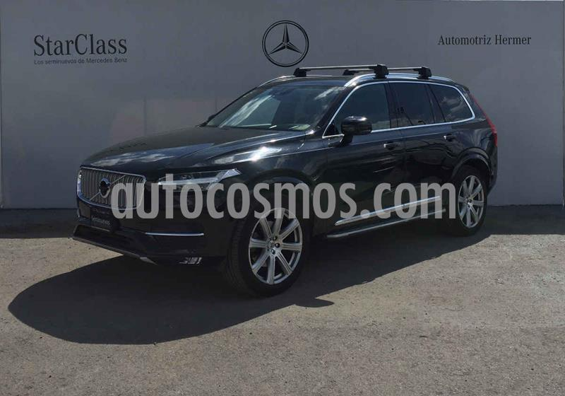 Volvo XC90 T6 Inscription AWD usado (2016) color Negro precio $599,900