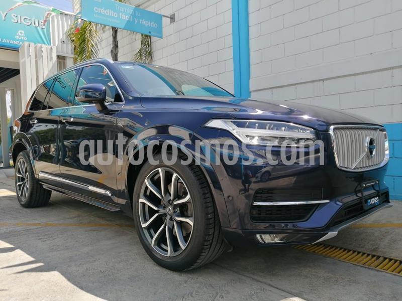 Volvo XC90 T8 Inscription usado (2016) color Azul Marino precio $610,000