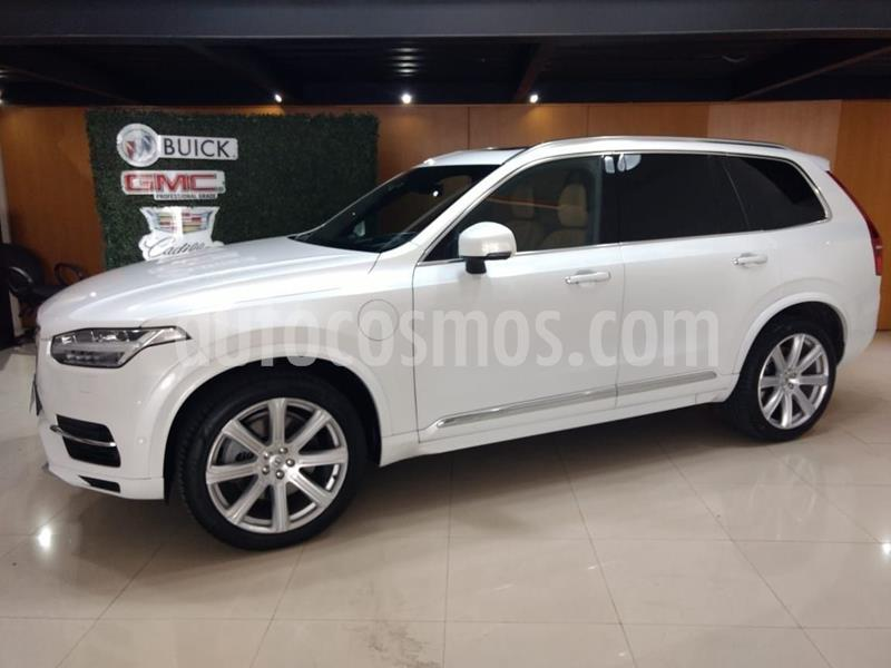 Volvo XC90 T6 Inscription AWD 7 Pas. usado (2017) color Blanco precio $760,000