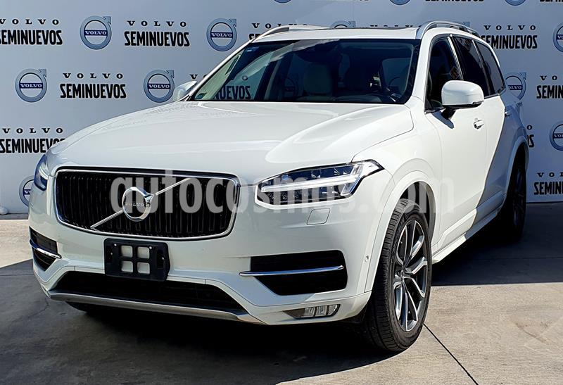 Volvo XC90 T6 Momentum AWD 5 Pas. usado (2017) color Blanco precio $690,000