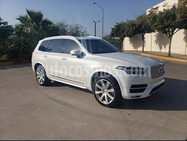 Volvo XC90 T6 Inscription AWD usado (2017) color Blanco precio $812,000