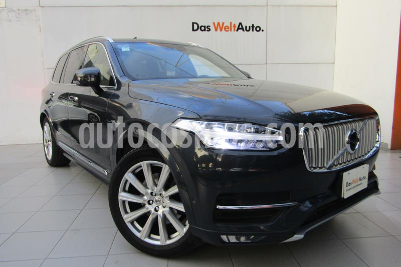 Volvo XC90 T6 Inscription AWD 7 Pas. usado (2018) color Negro precio $779,000