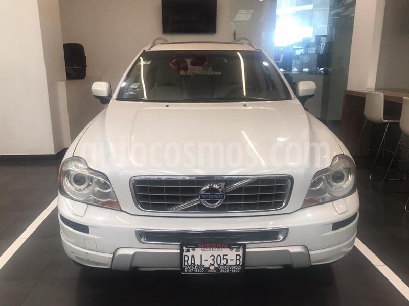 Volvo XC90 2.5L T AWD Luxury usado (2014) color Blanco precio $299,900