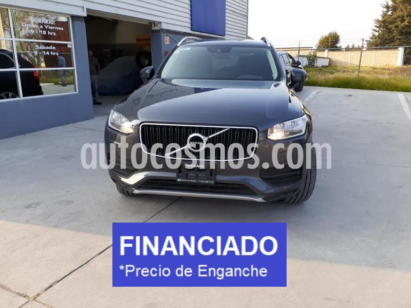 Volvo XC90 T6 Kinetic AWD usado (2016) color Gris Oscuro precio $236,638