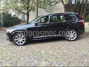 Foto venta Auto usado Volvo XC90 T6 Inscription AWD 7 Pas. (2016) color Negro precio $730,000