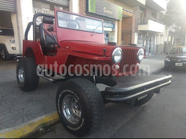Willys Jeep 4x4 CJ2 usado (1947) color Rojo precio u$s13.500
