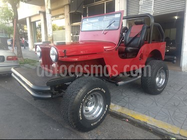 Willys Jeep 4x4 CJ2 usado (1947) color Rojo precio u$s13.000
