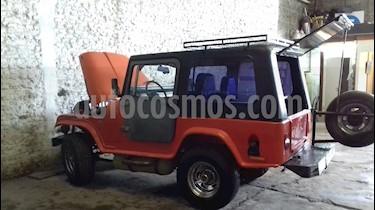 Willys Jeep 4x4 CJ2 usado (1971) color Naranja precio $170.000