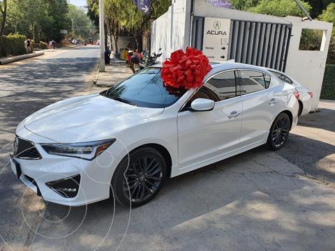 Acura ILX A-Spec usado (2020) color Blanco precio $550,000