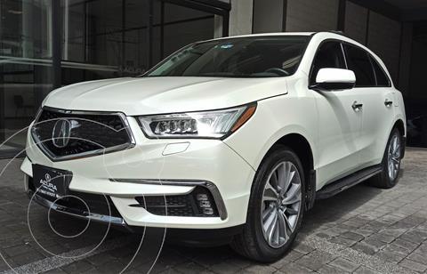 Acura MDX 3.5L  usado (2018) color Blanco precio $619,000