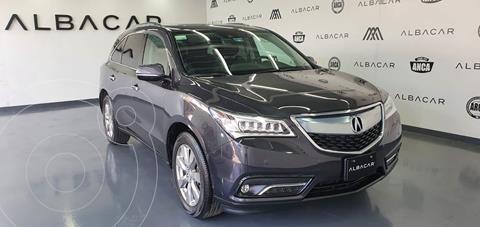 Acura MDX 3.5L  usado (2016) color Gris Oscuro precio $409,900
