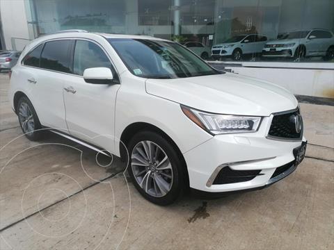 Acura MDX SH-AWD usado (2018) color Blanco precio $560,000