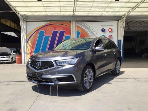 Acura MDX 3.5L  usado (2018) color Blanco precio $185,000