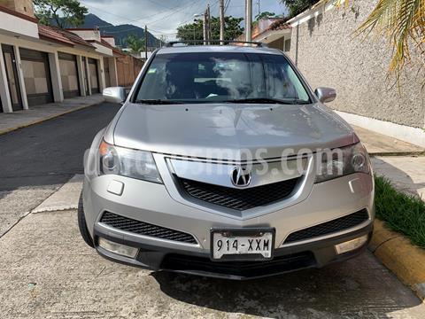 Acura MDX SH-AWD usado (2011) color Plata Diamante precio $200,000