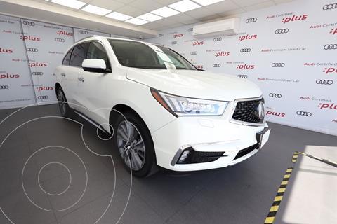 Acura MDX 3.5L usado (2017) color Blanco precio $519,900