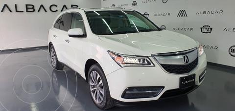 Acura MDX Tech usado (2014) color Blanco precio $298,900