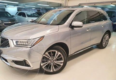 Acura MDX Tech usado (2019) color Plata Dorado precio $859,900