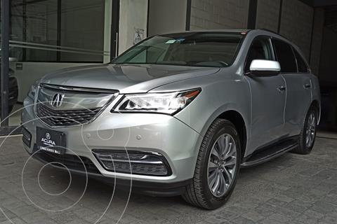 Acura MDX Tech usado (2014) color Plata Dorado precio $319,000
