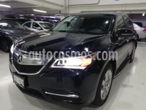 Acura MDX 3.5L usado (2016) color Negro precio $394,100
