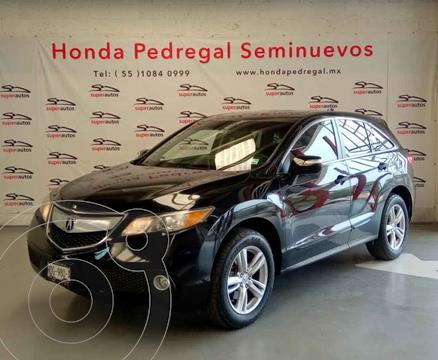 Acura RDX Version usado (2013) color Negro precio $235,000