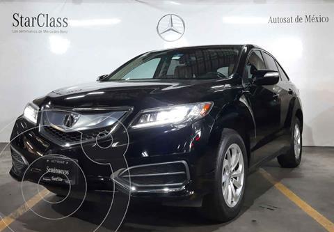 Acura RDX 3.5L usado (2017) color Negro precio $398,000
