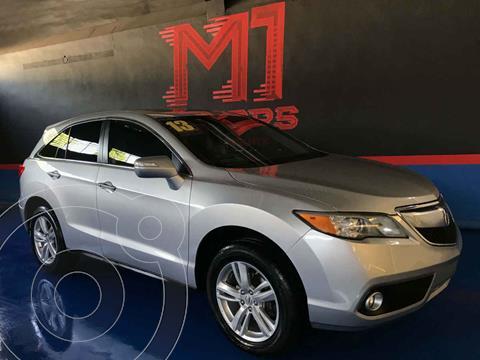 Acura RDX Version usado (2013) color Plata precio $235,000
