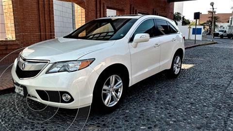 Acura RDX Version usado (2013) color Plata precio $255,000