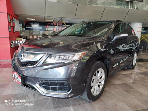 Acura RDX 3.5L usado (2016) color Plata Dorado precio $329,000