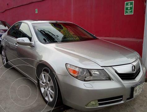 Acura RL 3.7L usado (2009) color Gris precio $149,000