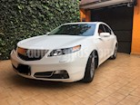 Foto venta Auto usado Acura TL 3.5L (2013) color Blanco precio $205,000