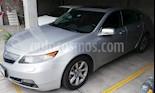 Foto venta Auto usado Acura TL 3.5L (2012) color Plata precio $202,000