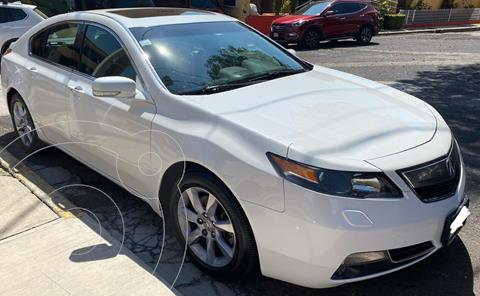 Acura TL 3.5L usado (2012) color Blanco precio $180,000