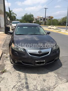 Acura TL 3.5L usado (2012) color Gris precio $168,000