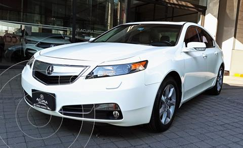 Acura TL 3.5L usado (2012) color Blanco precio $189,000