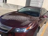 Acura TL 3.5L usado (2012) color Rojo precio $166,000